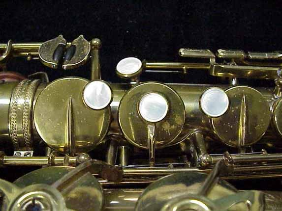 Selmer Lacquer Mark VI Alto - 79741 - Photo # 17