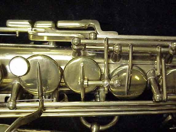 Selmer Lacquer Mark VI Alto - 109326 - Photo # 9