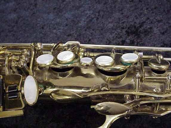 Selmer Lacquer Mark VI Tenor - 115991 - Photo # 8