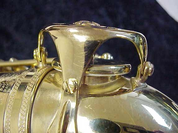 Selmer Gold Plate Mark VI Tenor - 92651 - Photo # 10