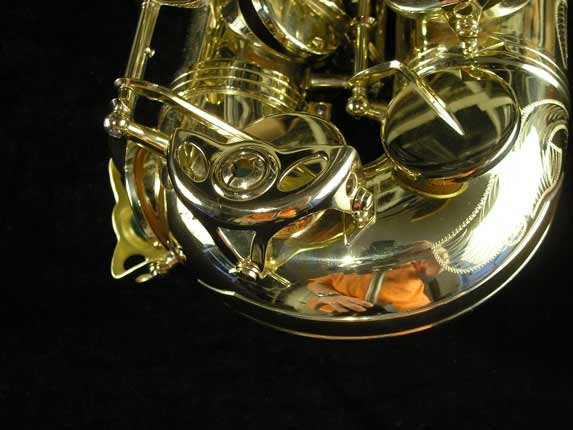 Selmer Lacquer Super Action 80 serie III Alto - 602833 - Photo # 12