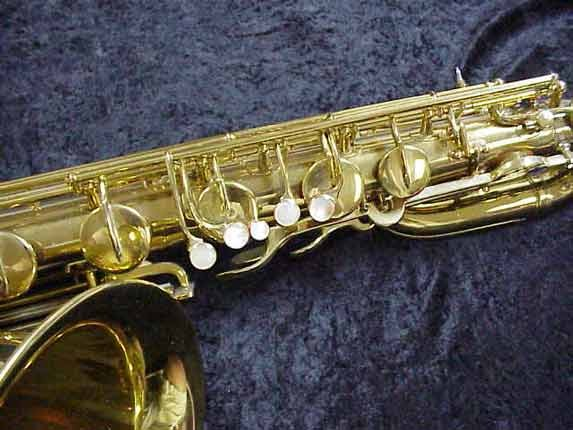 "Buescher Lacquer Aristocrat ""Big B"" Baritone - 318265 - Photo # 3"