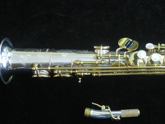 Yanagisawa Sterling Silver S-9930 Soprano - 00217816 - Photo # 2