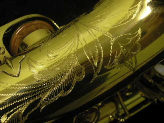 Selmer Lacquer Low A Mark VI Alto - 146156 - Photo # 18