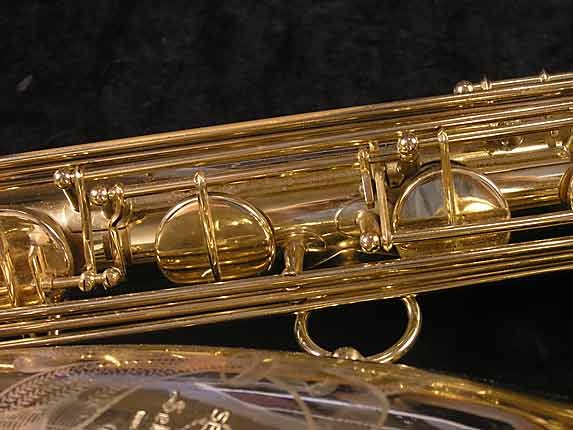 Selmer Lacquer Mark VI Baritone - 248056 - Photo # 13