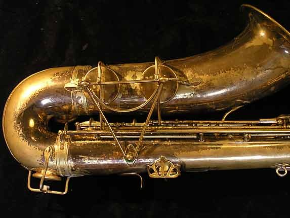 Selmer Lacquer Super Tenor - 16084 - Photo # 5