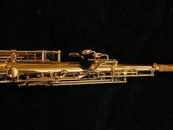 Selmer Lacquer Mark VI Soprano - 110772 - Photo # 6