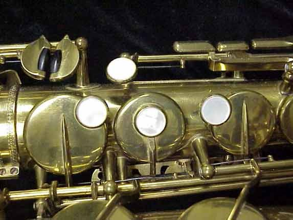 Selmer Lacquer Mark VI Alto - 109326 - Photo # 10