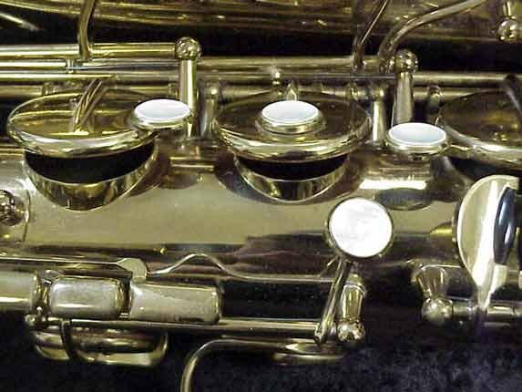Selmer Lacquer Mark VI Tenor - 115991 - Photo # 9