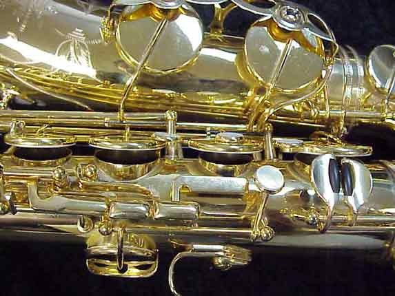 Selmer Gold Plate Mark VI Tenor - 92651 - Photo # 11