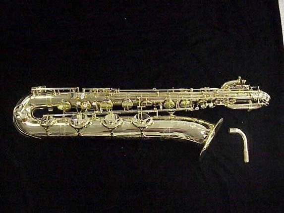 Selmer Lacquer Super Action 80 serie II Baritone - 558147 - Photo # 1