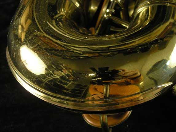 Buescher Lacquer 400 Top Hat & Cane Tenor - 345984 - Photo # 21