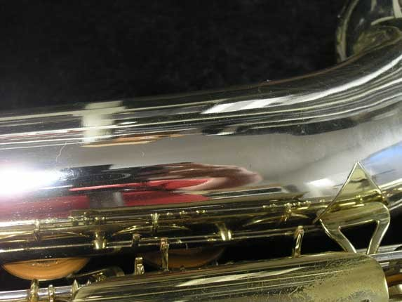 King Silver-Sonic Gold Inlay Super 20 Tenor - 372421 - Photo # 19