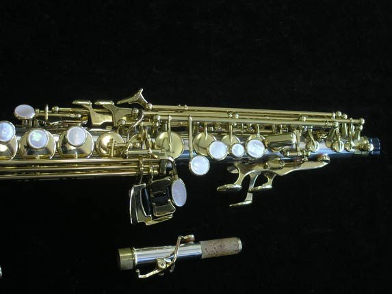Yanagisawa Sterling Silver S-9930 Soprano - 00217816 - Photo # 3