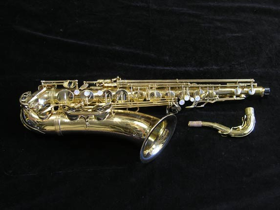 Yanagisawa Lacquer T-901 Tenor - 00234567 - Photo # 1