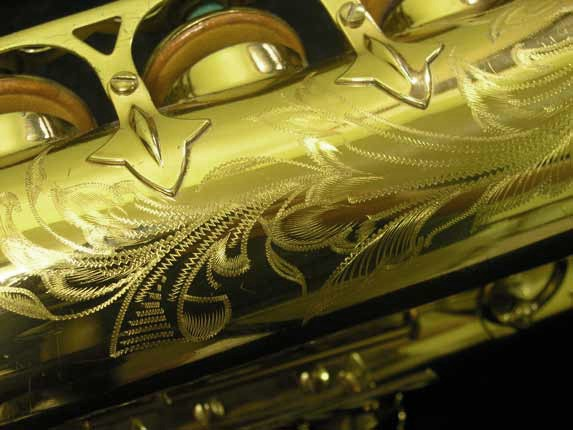 Selmer Lacquer Low A Mark VI Alto - 146156 - Photo # 19