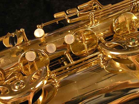 Selmer Lacquer Mark VI Baritone - 248056 - Photo # 14