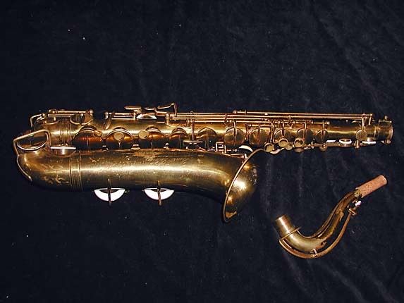 Henri Selmer Signature Series C-Melody - 941 - Photo # 1