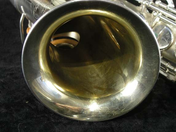 Conn Silver Plate Transitional 6M Alto - 257986 - Photo # 11