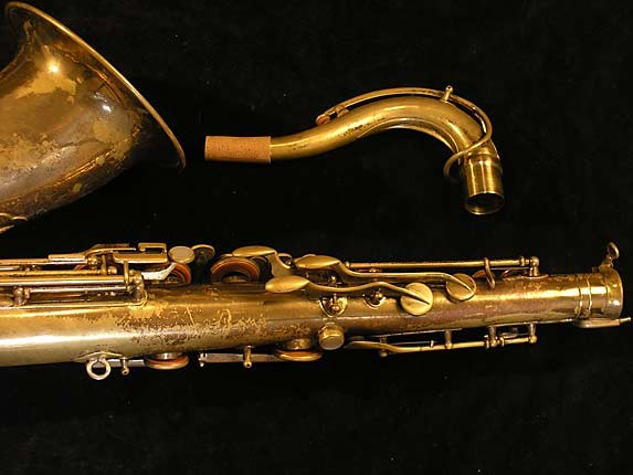Selmer Lacquer Super Tenor - 16084 - Photo # 6