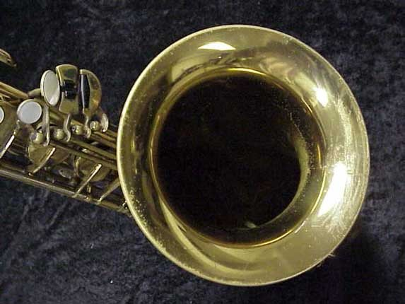 Selmer Lacquer Super Balanced Action Tenor - 39981 - Photo # 9