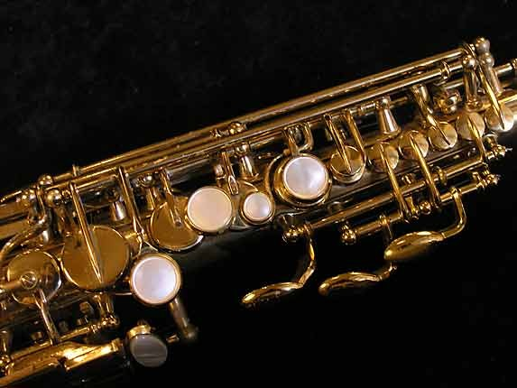 Selmer Lacquer Mark VI Soprano - 110772 - Photo # 7