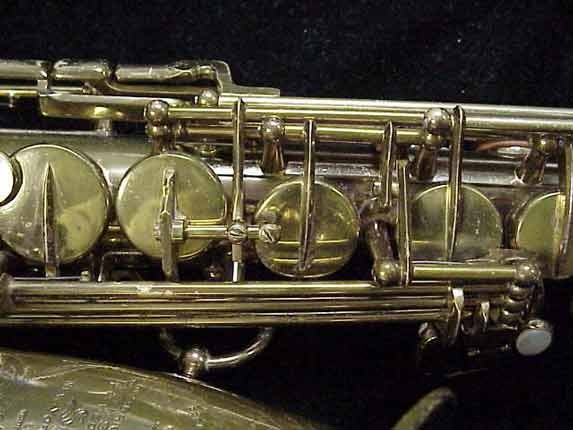 Selmer Lacquer Mark VI Alto - 79741 - Photo # 19