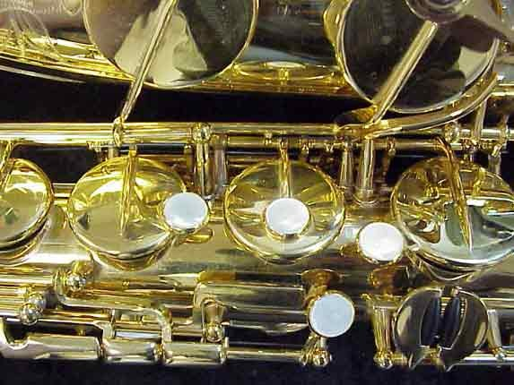 Selmer Gold Plate Mark VI Tenor - 92651 - Photo # 12