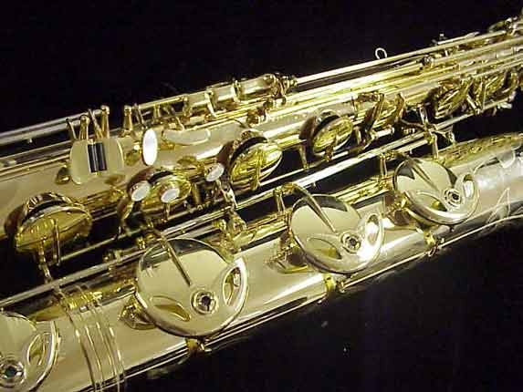 Selmer Lacquer Super Action 80 serie II Baritone - 558147 - Photo # 2