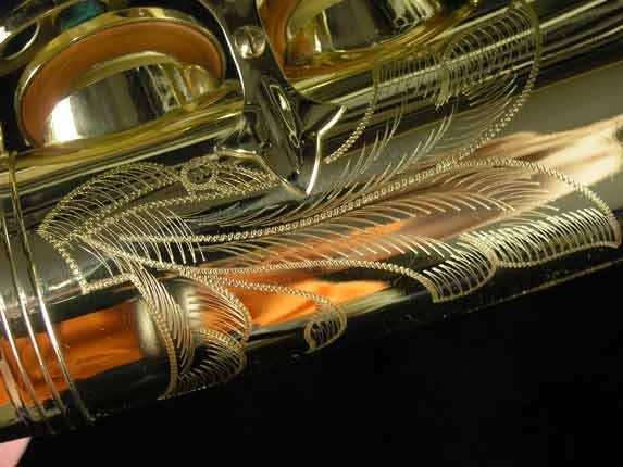 Selmer Lacquer Super Action 80 serie III Alto - 602833 - Photo # 14