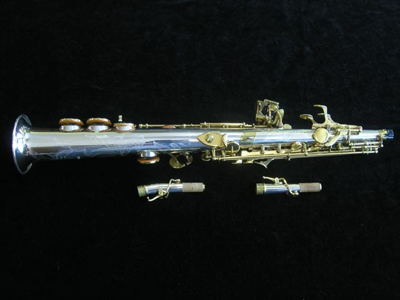 Yanagisawa Sterling Silver S-9930 Soprano - 00217816 - Photo # 4