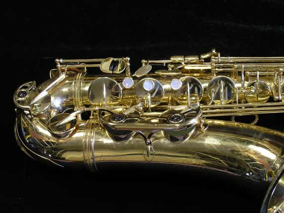 Yanagisawa Lacquer T-901 Tenor - 00234567 - Photo # 2