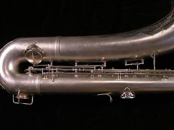 Conn Silver Plate 12M Baritone - 311124 - Photo # 5