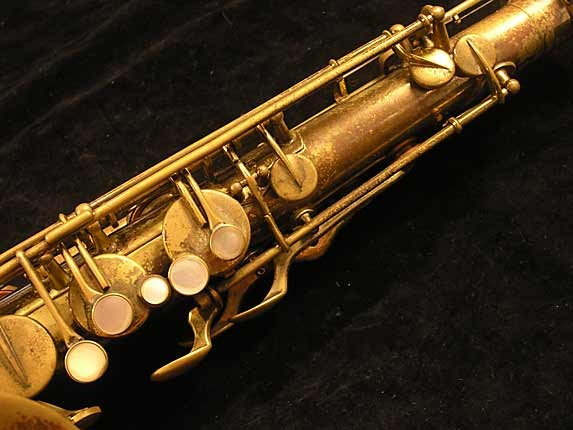 Selmer Lacquer Super Tenor - 16084 - Photo # 7
