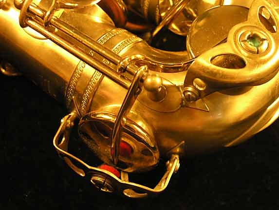 "Selmer Balanced Action ""Dorsey"" Series II Alto - 27426 - Photo # 16"