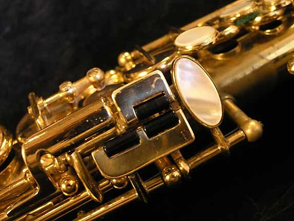 Selmer Lacquer Mark VI Soprano - 110772 - Photo # 8