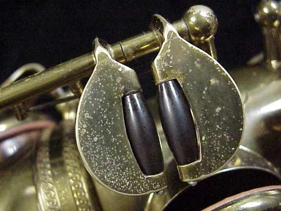 Selmer Lacquer Mark VI Alto - 79741 - Photo # 20