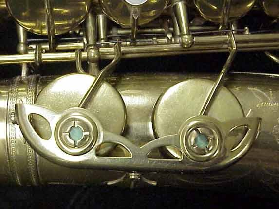 Selmer Lacquer Mark VI Alto - 109326 - Photo # 12