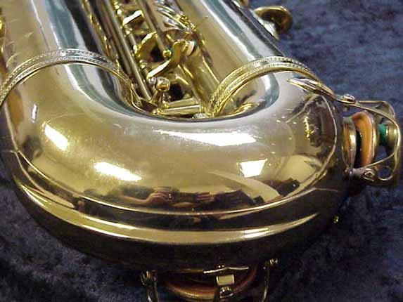 Selmer Lacquer Mark VI Tenor - 115991 - Photo # 11