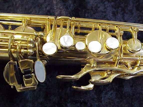 Selmer Gold Plate Mark VI Tenor - 92651 - Photo # 13