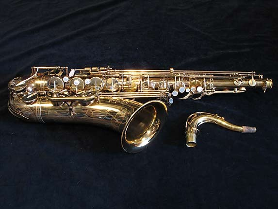 Selmer Lacquer Super Action 80 Tenor - 351678 - Photo # 1
