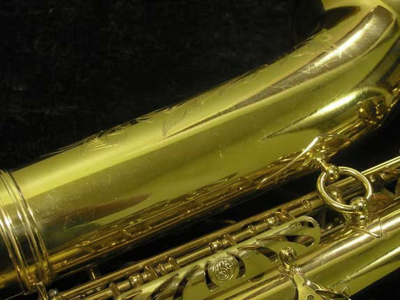 Selmer Lacquer Low A Mark VI Alto - 146156 - Photo # 21