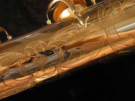 Selmer Lacquer Mark VI Baritone - 248056 - Photo # 16