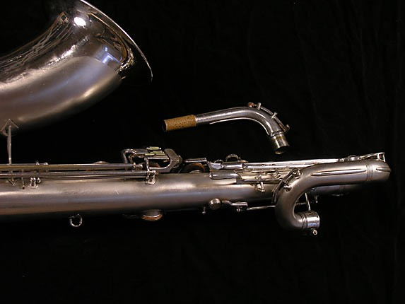 Conn Silver Plate 12M Baritone - 311124 - Photo # 6