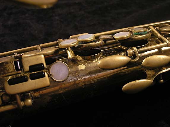 Selmer Lacquer Super Tenor - 16084 - Photo # 8
