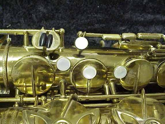Selmer Lacquer Super Balanced Action Tenor - 39981 - Photo # 11