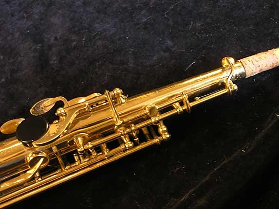 Selmer Lacquer Mark VI Soprano - 110772 - Photo # 9