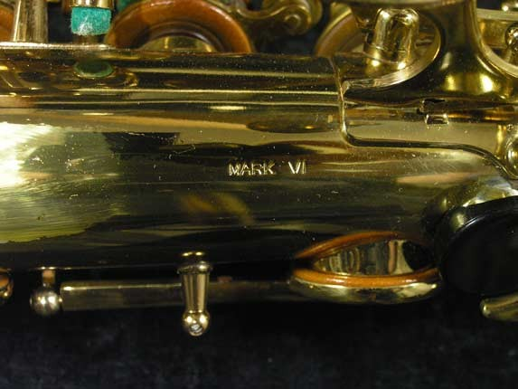 Selmer Lacquer Mark VI Tenor - 143923 - Photo # 29