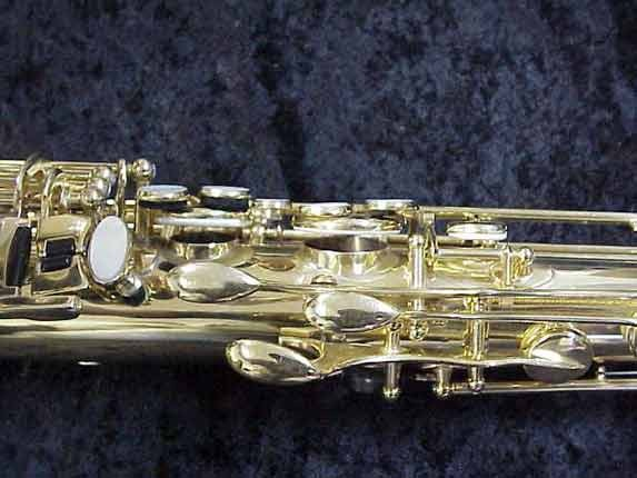Selmer Gold Plate Mark VI Tenor - 92651 - Photo # 14