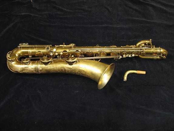 Selmer Lacquer Mark VI Baritone - 118366 - Photo # 1